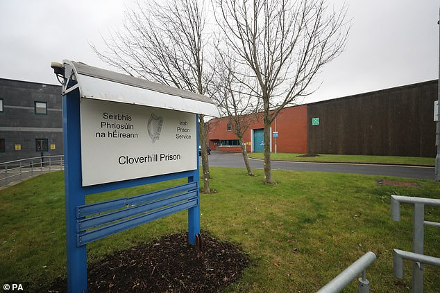 A female lawyer has been forced to remove her bra before being allowed to visit her client in Cloverhill Prison in Dublin, Ireland