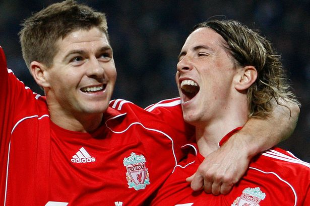 Fernando Torres was worshipped at Liverpool after joining the club in 2007