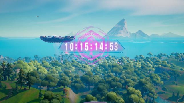 Fortnite countdown Season 7