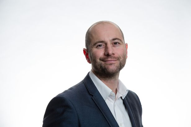 Paul Broad, director at Avison Young Glasgow