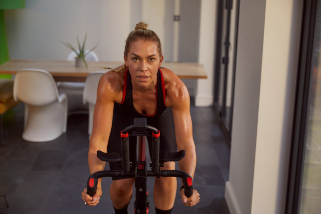Are you ready for a spin? (Wattbike)