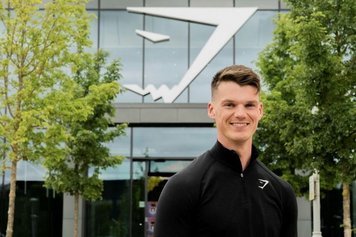Gymshark founder Ben Francis