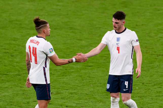 The midfield pairing have impressed for the Three Lions