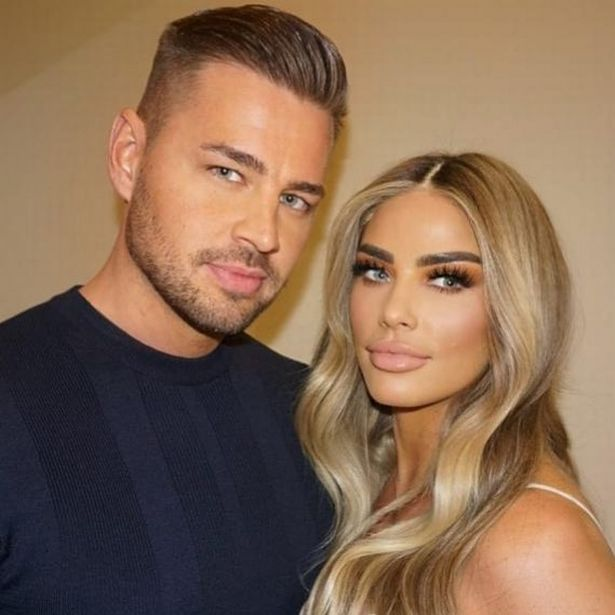 Katie Price is set to marry Carl