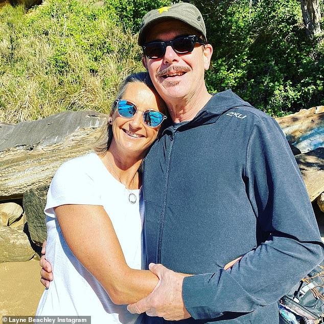 'Love of my life':Layne Beachley wished husband KirkPengilly a happy birthday this week in a sweet post