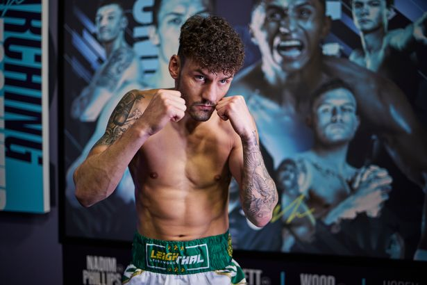 Leigh Wood is ready to capitalise on world title shot against Xu Can on Saturday night