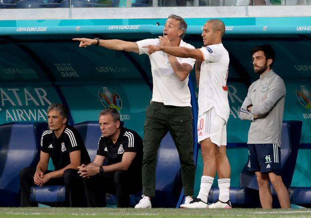 Luis Enrique has been hesitant to use Thiago at Euro 2020