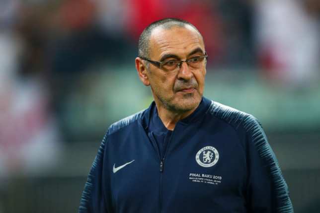 Maurizio Sarri admits he forced through his Chelsea exit