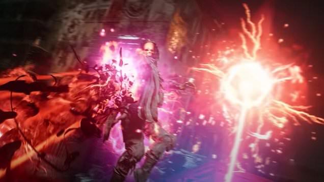 Mauer Der Toten - Call of Duty: Black Ops Cold War Season Four trailer