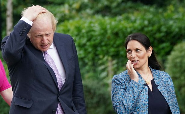 Boris Johnson has emerged from isolation desperate to reset the dial on his premiership