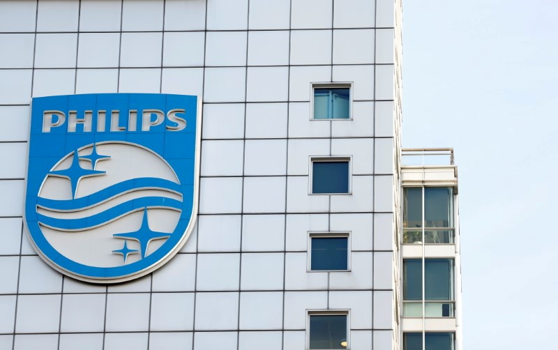Philips second-quarter earnings beat forecasts