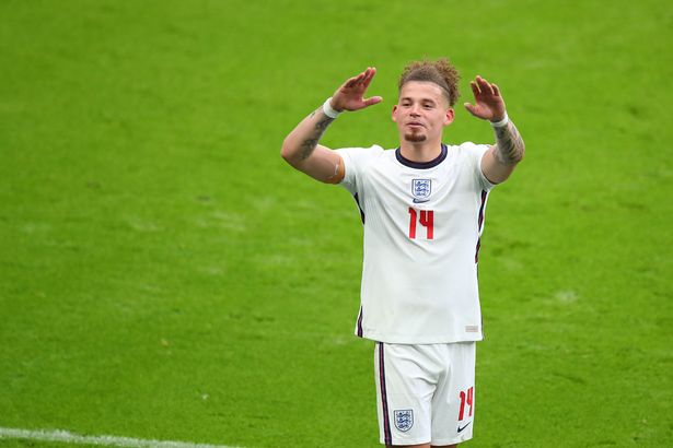 Kalvin Phillips has been one of England's most influential players at Euro 2020