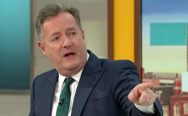 Piers Morgan has shrugged off the record number Ofcom complaints that he received