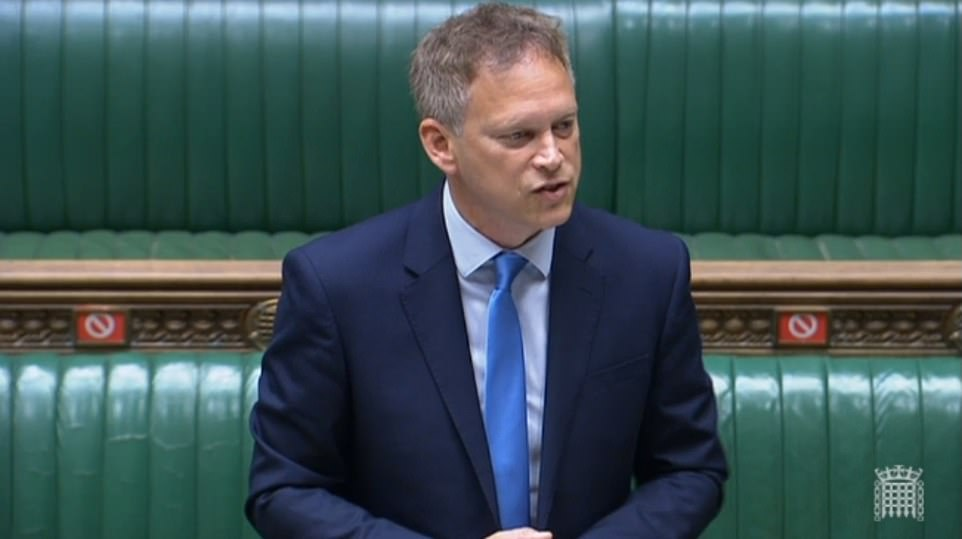 Transport Secretary Grant Shapps confirmed today that new 'amber list' rules will kick in from July 19