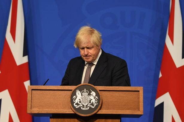 Boris Johnson announced the great unlocking last night - just as cases soar