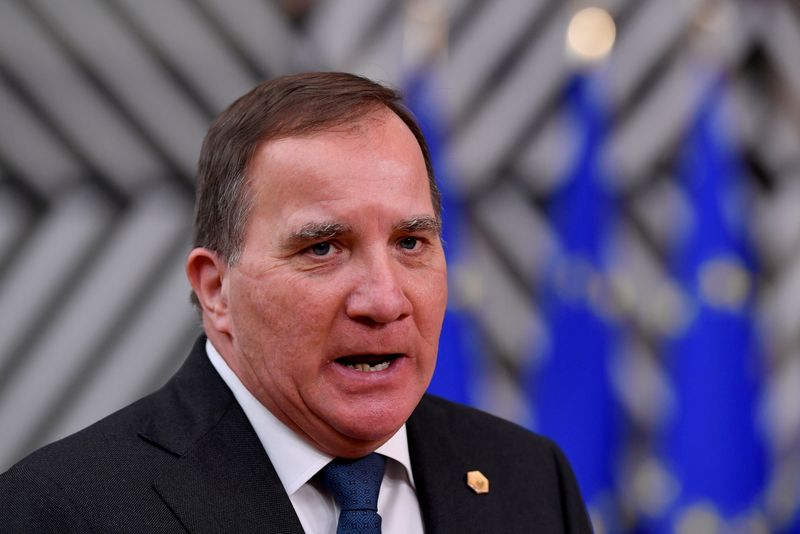 Swedish Social Democrat Lofven is asked to return as PM