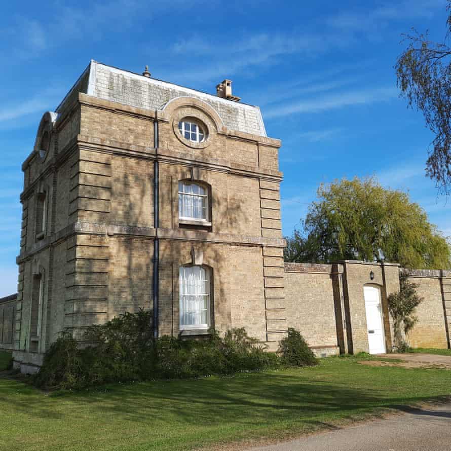 The Gardener's Cottage holiday accommodation at Wrest Park, Bedfordshire, UK