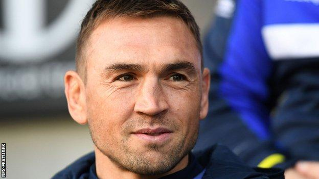 Kevin Sinfield led Leeds to seven Super League Grand Final wins during his playing career