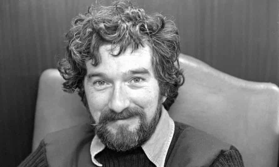 Tony McGrath in 1976. He was fastidious, a perfectionist and sometimes difficult to work with, but he was also a charmer.