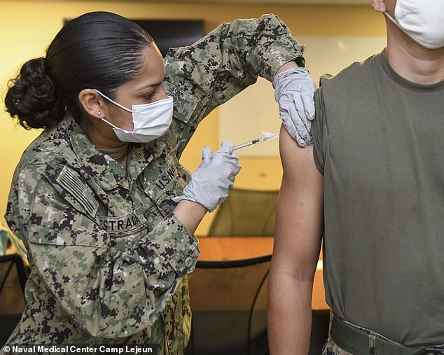Leaked documents show that the Army plans to make vaccines compulsory for all soldiers as early as September 1