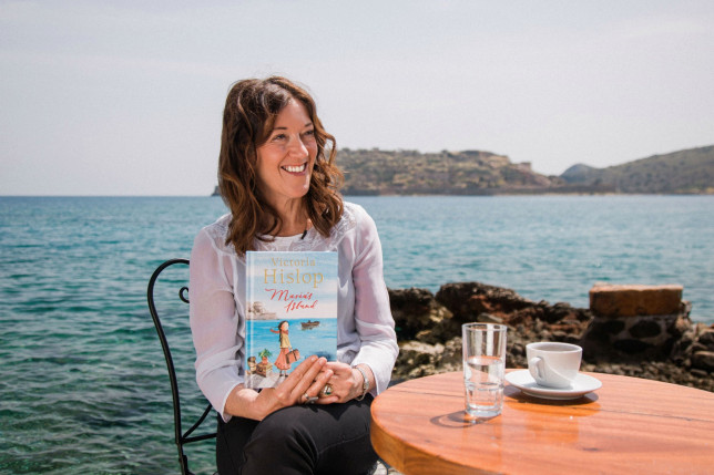Victoria Hislop on the Greek islands that inspired her novels from Spinalonga to Crete