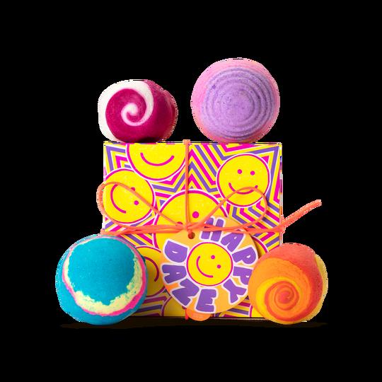 Lush Happy Daze gift