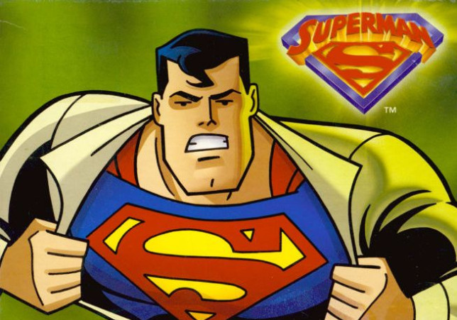 Superman 64 box art