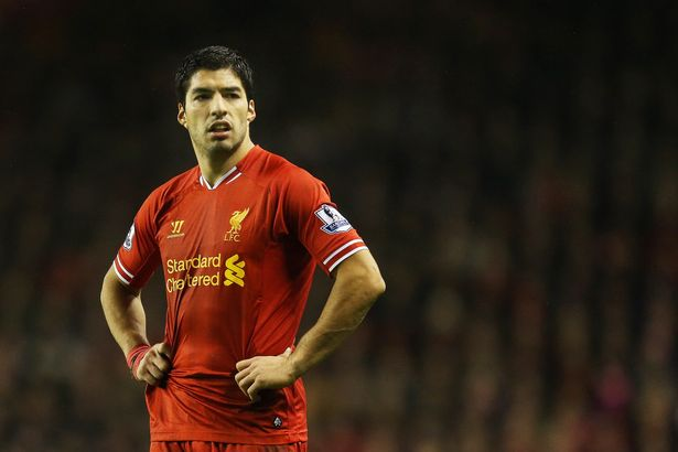 Luis Suarez came close to a sensational move to Arsenal in 2013