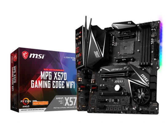 Gaming PC motherboard