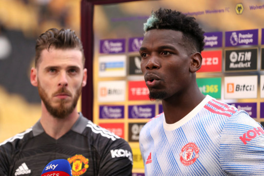 Paul Pogba defended his tackle on Ruben Neves after Man Utd's 1-0 win over Wolves