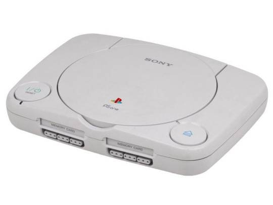 PS one console