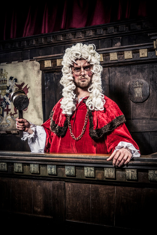 London dungeon press images 2021