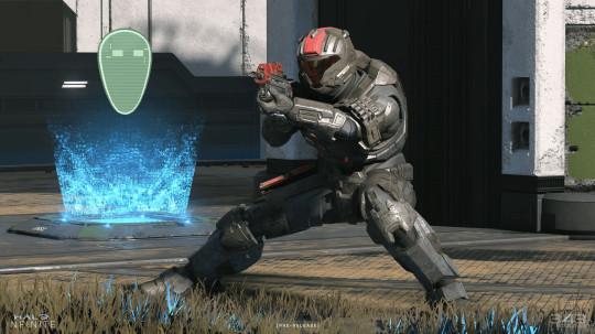 Halo Infinite Technical Preview screenshot