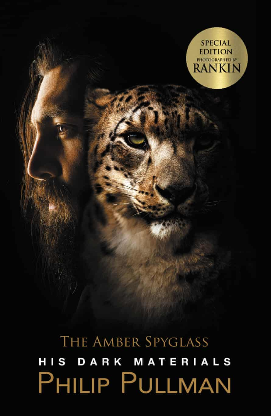 Rankin's cover for The Amber Spyglass.