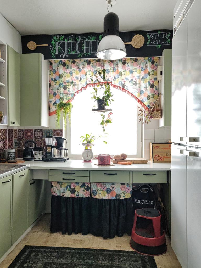 What I Rent: Henna, Finland kitchen