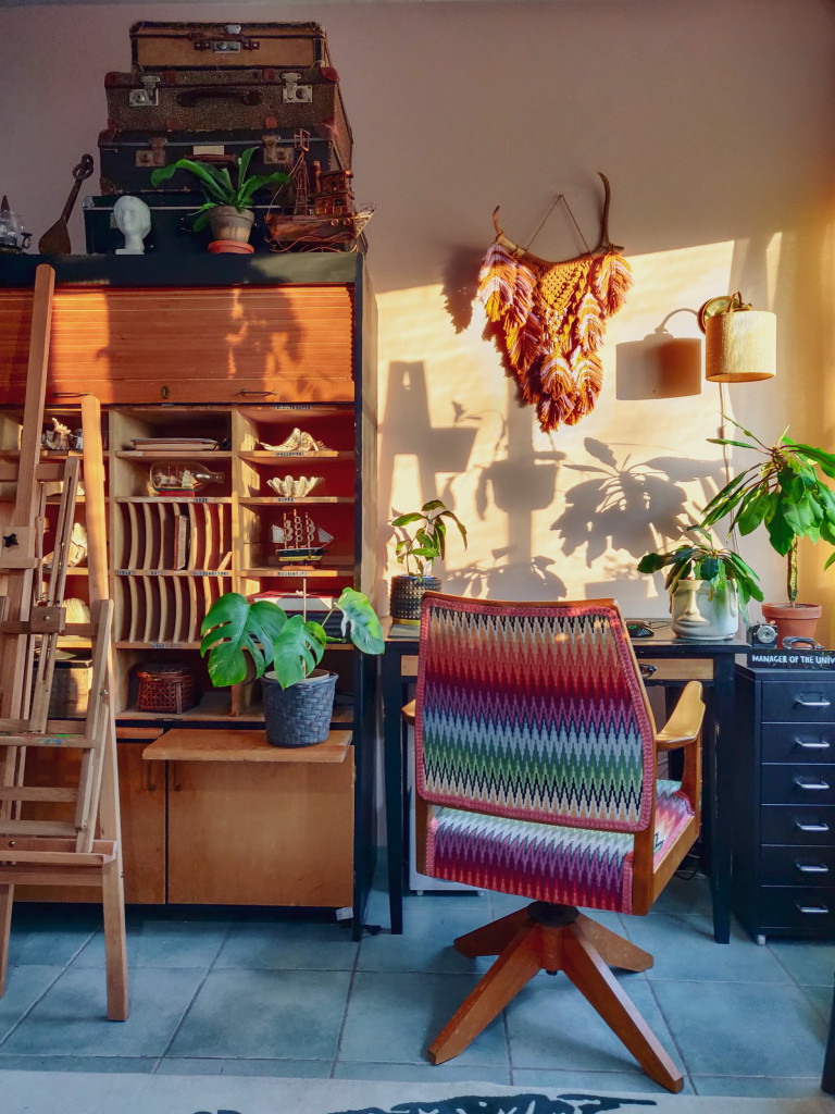 What I Rent: Henna, Finland - home study