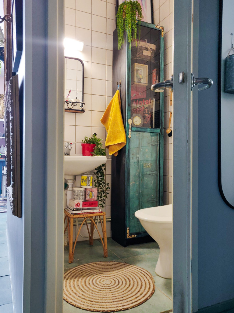 What I Rent: Henna, Finland - bathroom