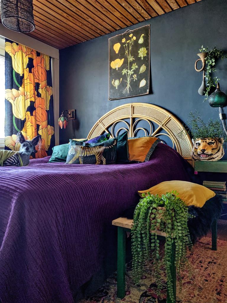 What I Rent: Henna, Finland - principal bedroom