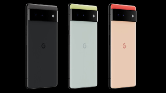 As ever, Google is giving its Pixel phones a splash of colour (Google)