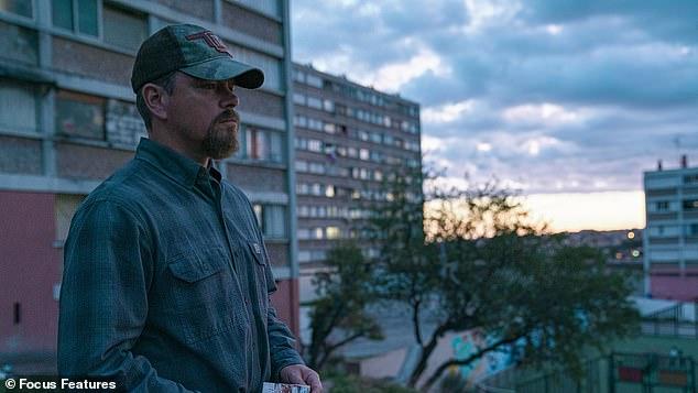 New movie: Damon is starring as an oil rig worker in Stillwater