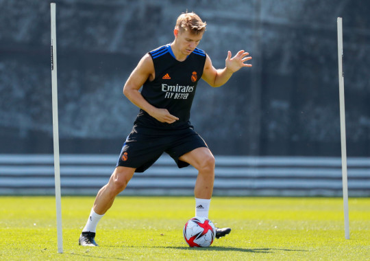 Arsenal had been keen to re-sign Martin Odegaard but he appears likely to remain at Real Madrid