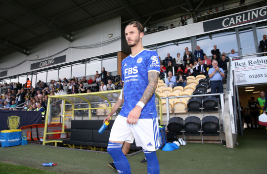 James Maddison is said to be keen on a move to Arsenal from Leicester