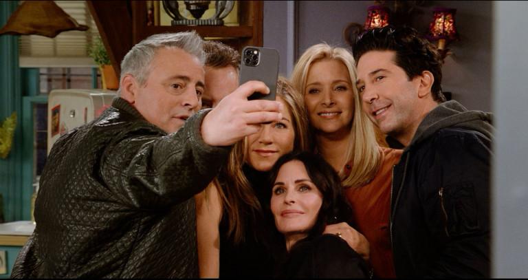 Friends: The Reunion, cast