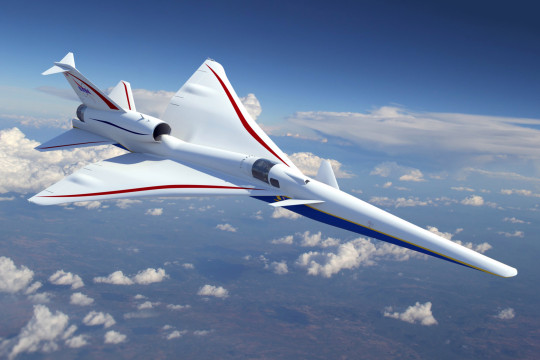 'Son of Concorde': NASA to begin testing silent supersonic engines that will cut flight times from London to New York to THREE HOURS without producing a loud sonic boom Nasa is working on a new supersonic passenger jet with a 'quiet' sonic boom The plane has been dubbed the X-59 Quiet Supersonic Transport (QueSST) An F/A-18 Hornet will be used to test the 'acoustic signature' of the jet this month Around 500 people have been recruited in Texas to listen out for any noise After assessing the reaction, the agency is planning full tests of the X-59 in 2021