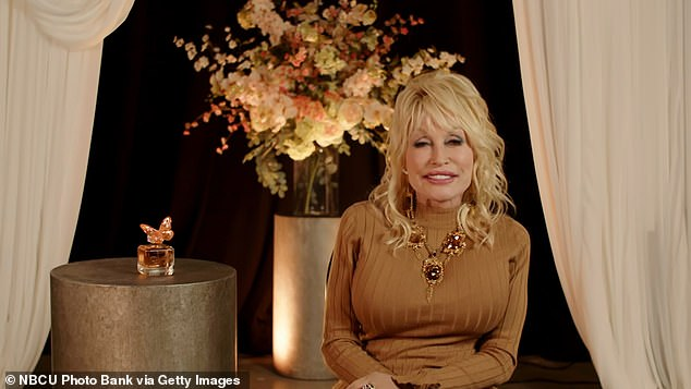 Giving back: On an episode of Watch What Happens Live, Parton was asked by a fan what was the 'best thing you bought or invested in with money from your I Will Always Love You royalties'