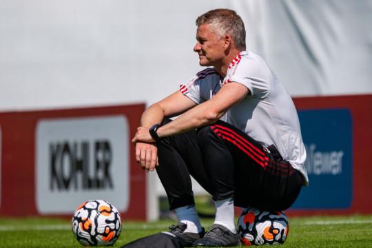 Manchester United Pre-Season Training Camp