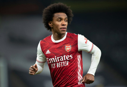 Willian agrees to tear up Arsenal contract in order to join Corinthians and will save Gunners £20m