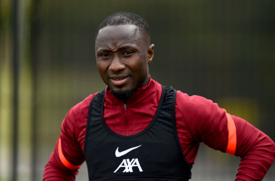 Naby Keita's agent takes pop at Jurgen Klopp after midfielder is benched for Liverpool's draw with Chelsea