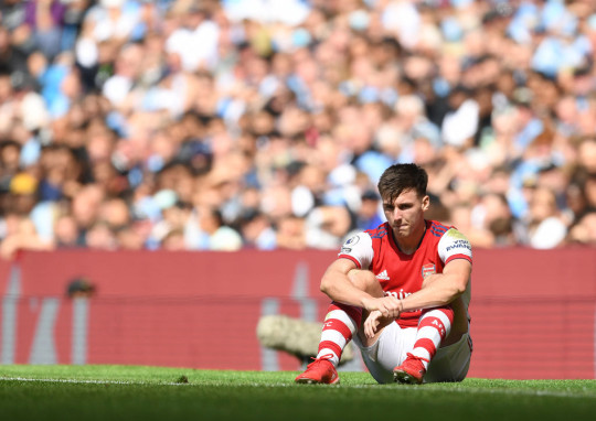 Arsenal have made a poor start to the season.