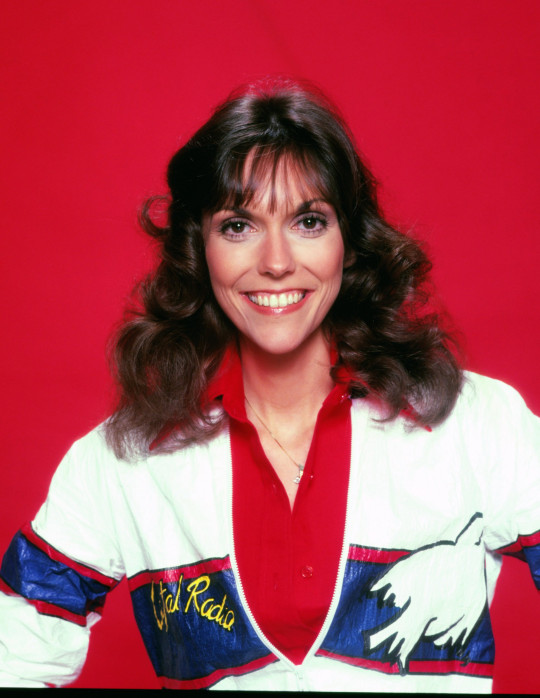 LOS ANGELES - 1981: Singer Karen Carpenter of the Carpenters poses for a portrait in 1981 in Los Angeles, California. (Photo by Harry Langdon/Getty Images)